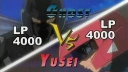 5Dx065 Ghost VS Yusei