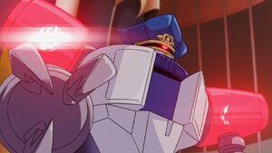 D.D.R. Robot