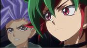 Yuto speaks with Yuya