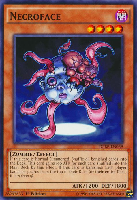 Necroface | Yu-Gi-Oh! | FANDOM powered by Wikia