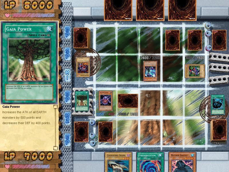 """Vaizdo rezultatas pagal užklausą """"Yu-Gi-Oh power of chaos joey the passion žaidimas"""""""
