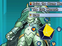 Raiza the Storm Monarch-WC10