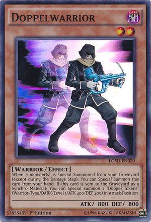 Doppelwarrior