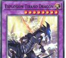 Dragón Tirano de Ojos Azules
