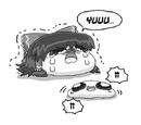 Reimu's malformed sister