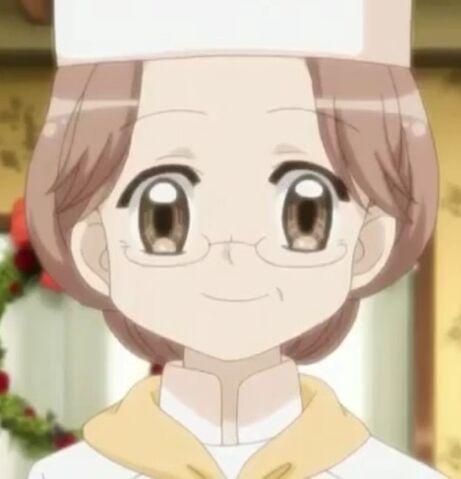 تقرير عن انمي صانعة الحلوى Yumeiro Patissiere 461?cb=20140424170815