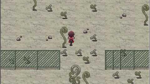 Yume Nikki - How to get the Triangle Kerchief
