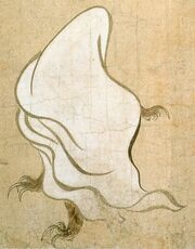 Mitsunobu cloth-like monster