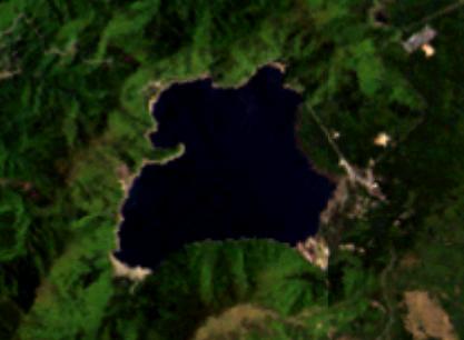 File:Lake motosu landsat.jpg