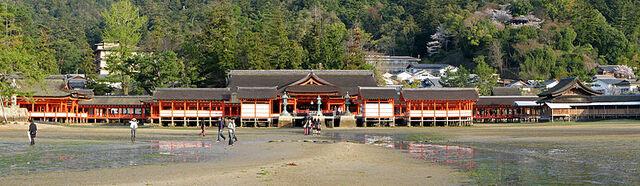 File:Itsukushima Shinto Shrine.jpg