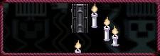 Yn card candle t
