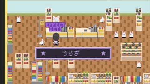 Yume Nikki fangames- Ultra Violet