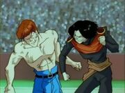 Kuwabara vs team masho