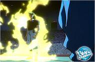 Zeru; Flames