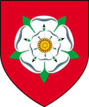 Coat of arms of Order of the White Rose.png