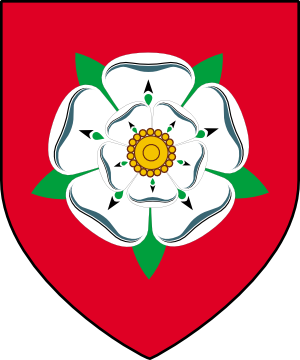 Soubor:Coat of arms of Order of the White Rose.png
