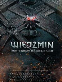 The World of The Witcher book polish