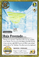 Raaja freezudo card full