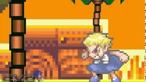 Sonic vs Zatch