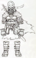 Twilight Princess Artwork Hero's Shade - Samurai (Concept Art).png