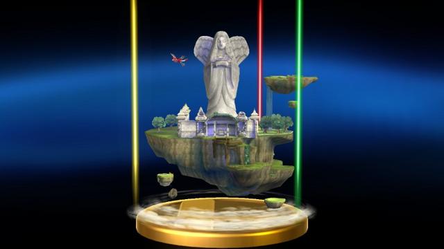 File:Super Smash Bros. for Wii U Skyloft (Skyward Sword) Skyloft (Trophy).png