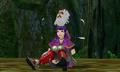 Hyrule Warriors Legends Linkle (Pegasus Boots) Standard Outfit (Lorule - Ravio Recolor).png