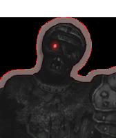 Hyrule Warriors Enforcers Dark ReDead Knight (Dialog Box Portrait)