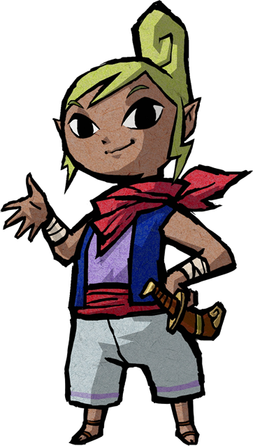 Image result for tetra princess zelda
