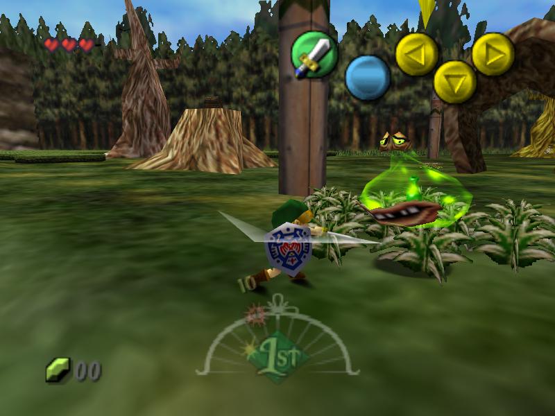 the legend of zelda majoras mask n64 traduzido pt br jv games