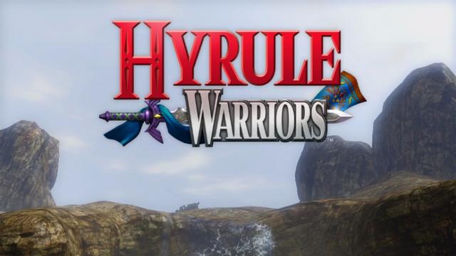 File:Hyrule Warriors Adventure Mode LoZ Start Screen (3D Cutscene).png