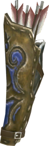 File:Twilight Princess Quivers Quiver (Render).png