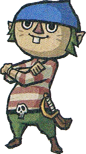 File:Niko Artwork (The Wind Waker).png