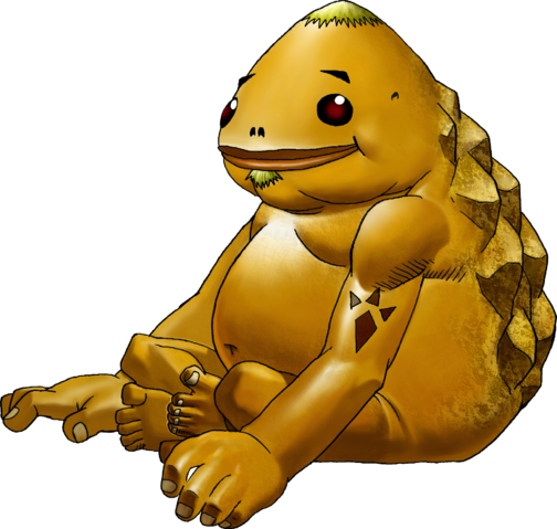 File:Goron Artwork (Ocarina of Time).png