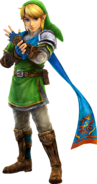 Link Hyrule Warriors