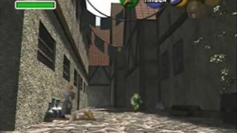 Soldier in the Back Alley (Ocarina of Time)