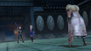 Hyrule Warriors The Water Temple Imposter Zelda Defeated (Cutscene)