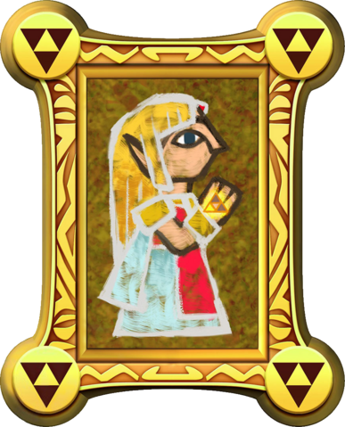 File:Princess Zelda Painting.png