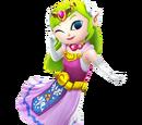 Toon Zelda/Hyrule Warriors