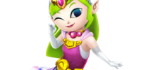 Toon Zelda/Hyrule Warriors