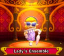 Lady's Ensemble