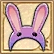 Hyrule Warriors Legends Fairy Clothing Purple Bunny Hood (Headgear)