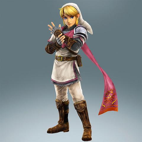 File:Hyrule Warriors Legends Link Hero's Clothes (Koholint - Game Boy Recolor).png