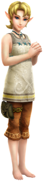 Zelda - Ilia cosplay costume (Hyrule Warriors Twilight Princess DLC)