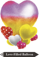 Hyrule Warriors Balloon Love-Filled Balloon (Render)