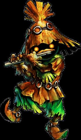 File:Skull Kid Artwork (Ocarina of Time).png