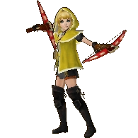 Hyrule Warriors Legends Linkle Standard Outfit (Grand Travels - Yeko Recolor)