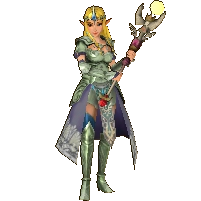 File:Hyrule Warriors Legends Princess Zelda Standard Robes (Grand Travels - PH Phantom Recolor).png