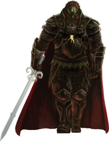 File:Twilight Princess HD Artwork Ganondorf (Official Artwork).png