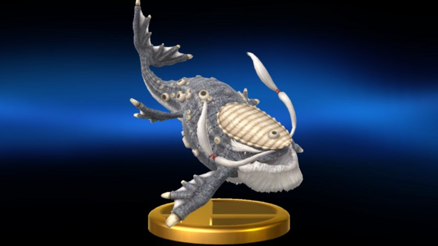 File:Super Smash Bros. for Wii U Levias (Skyward Sword) Levias (Trophy).png