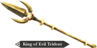 King of Evil Trident